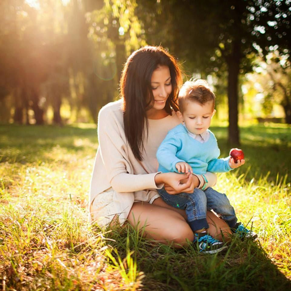 Phát triển trí tuệ cho trẻ từ 8 - 12 tháng tuổi