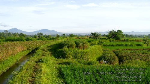 Single track di Sibanggede.