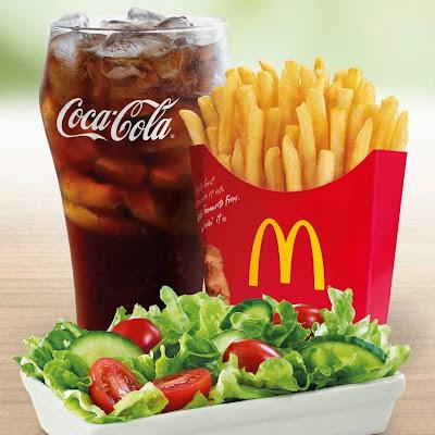 McDonalds Calder Northbound