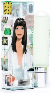 Una de las fragancias de Zara ilustradas por Jordi Labanda