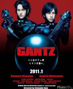 Gantz: Sinh Tử Luôn Hồi - Gantz Live Action poster