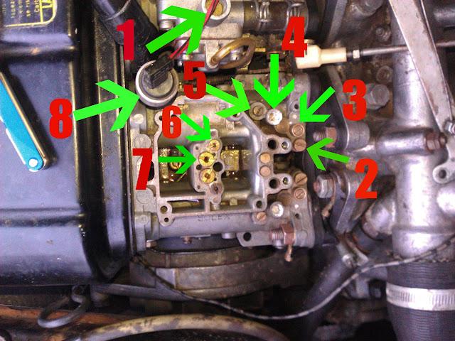carburateur solex lancia fulvia