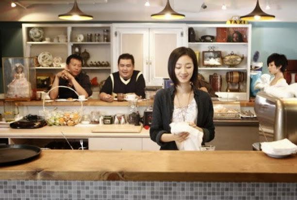 台北美食推薦-第三十六個故事【朵兒咖啡館】(已歇業)