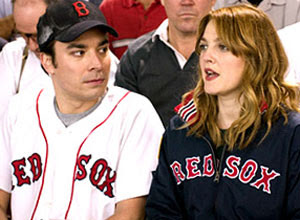 Fever Pitch Farrelly Brothers Jimmy Fallon Drew Barrymore