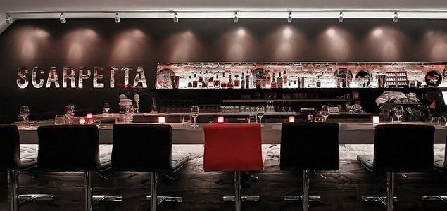 Scarpetta Bar a vin