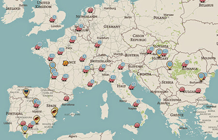 waze gps gratuit trafic politie radare Waze   GPS gratuit, Hartă Trafic, Poliţie, Radare, Accidente