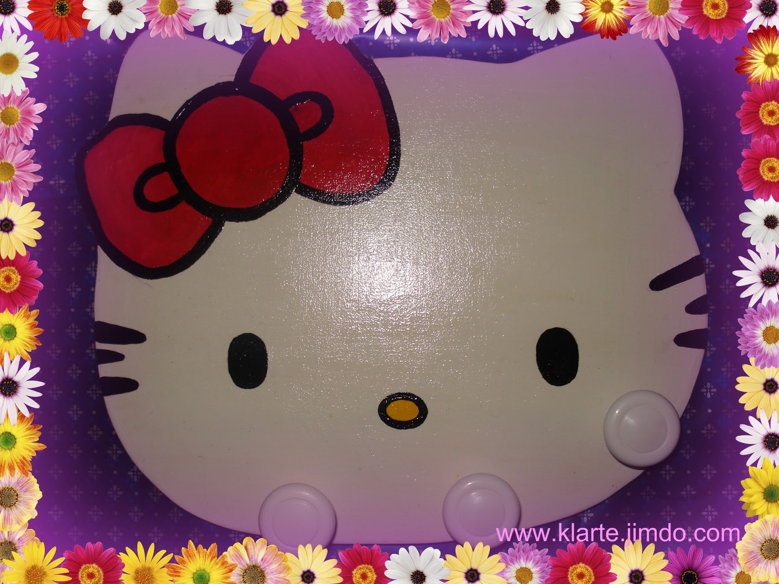 Guardachedolci!© ♥♥♥: Hello Kitty in cameretta.