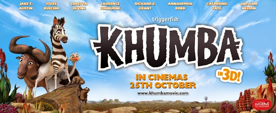 Κούμπα: Μια Ζέβρα Και Μισή (Khumba) Wallpaper