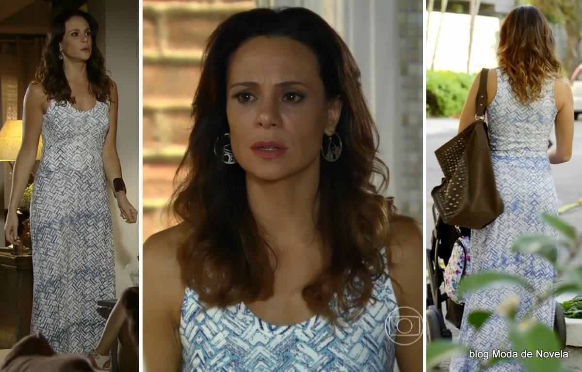 moda da novela Em Família - look da Juliana dia 6 de junho