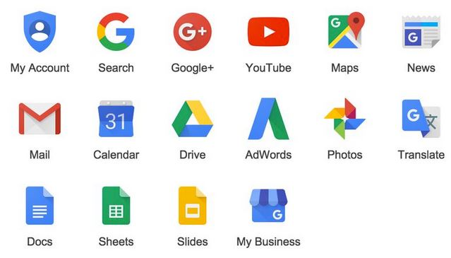 logo baru google inilah perubahan logo google yang baru