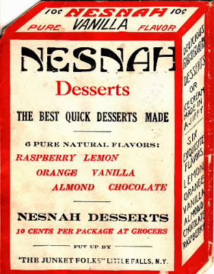 Nesnah Dessert Powder Die-cut undated