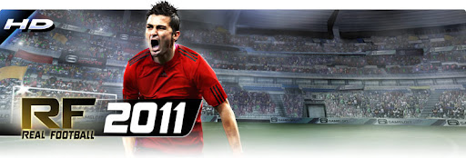 RF 2011 - Best Android HD Soccer Games 2011