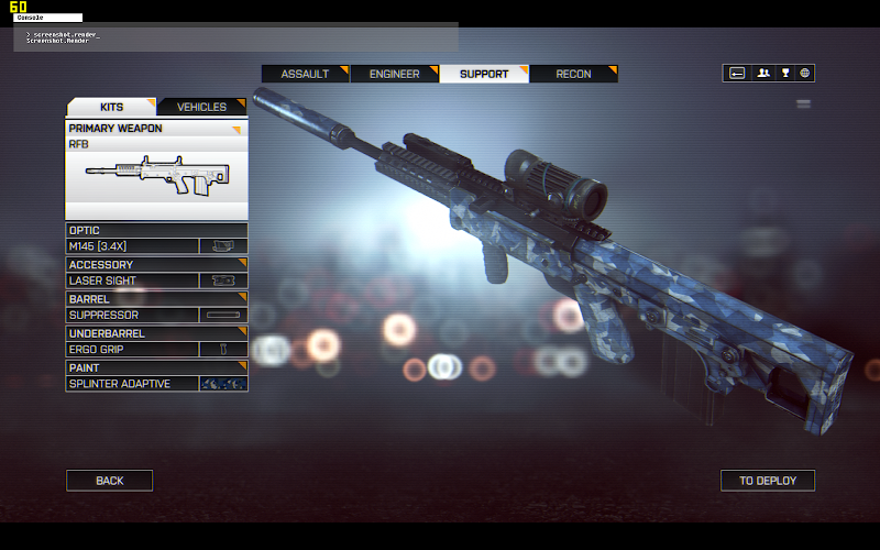 Silenced RFB - actually not Really Freakin' Bad - BF4 Weapon