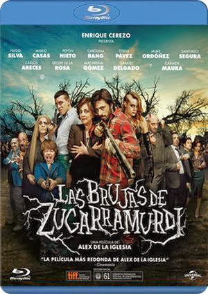 Filme Poster As Bruxas de Zugarramurdi BDRip XviD & RMVB Legendado