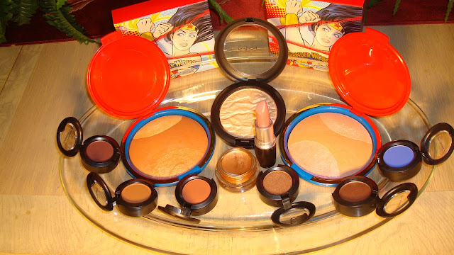 Mac Wonder Women Collection Release Date March 2011