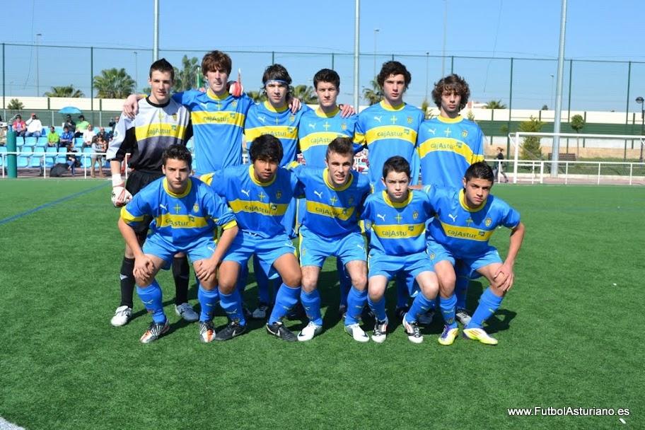 Selección Sub-16 en Murcia