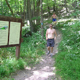 North Fork Mountain Trail Run 2004