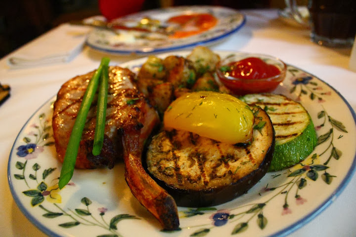 Home-cooked Russian food in Moscow, Mari Vanna - The