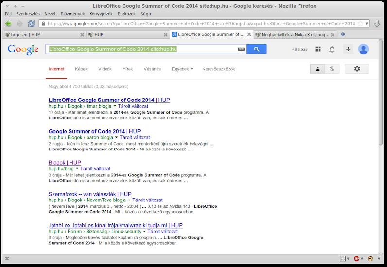 """hup.hu"""" keresés eredménye"""