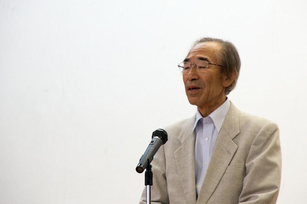 長谷山俊郎 氏(日本地域活力研究所 会長)