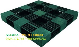 Pallet chứa thùng phy nhập khẩu