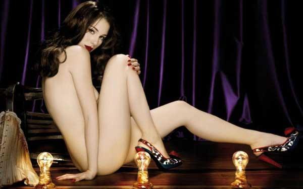 Blanca Suarez, desnuda y sexy
