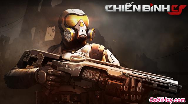 Hướng dẫn cài đặt game bắn súng Chiến Binh CS Online