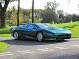 Sultan of Brunei's Jaguar XJ220 will be offered for sale