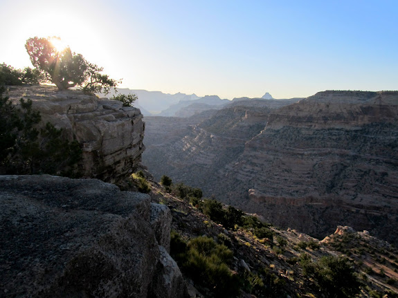 Little Grand Canyon morning