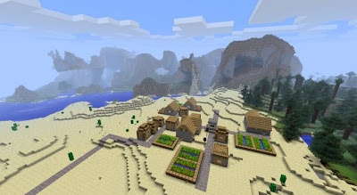 Minecraft - сиды и генерация мира