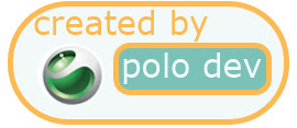 polo dev - web design logo (fb