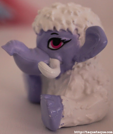 Tiritona - Abbey Bominable - Monster High