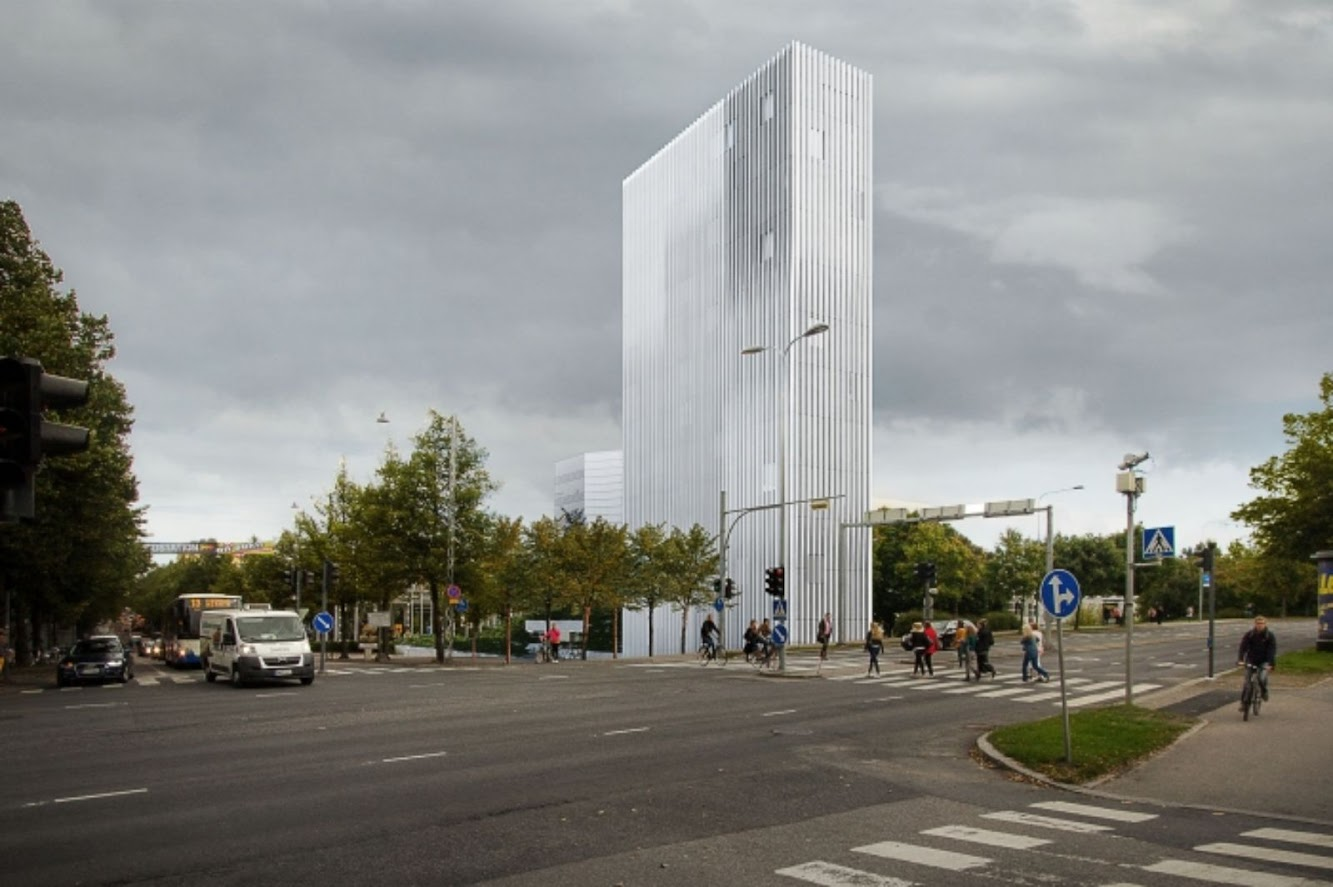 ALA wins Tampere talo competition