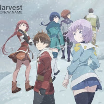 Hai to Gensou no Grimgar ED Single – Harvest