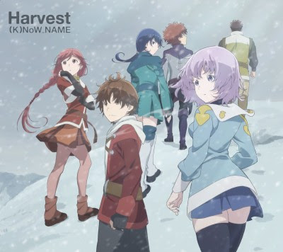 Hai to Gensou no Grimgar ED Single - Harvest