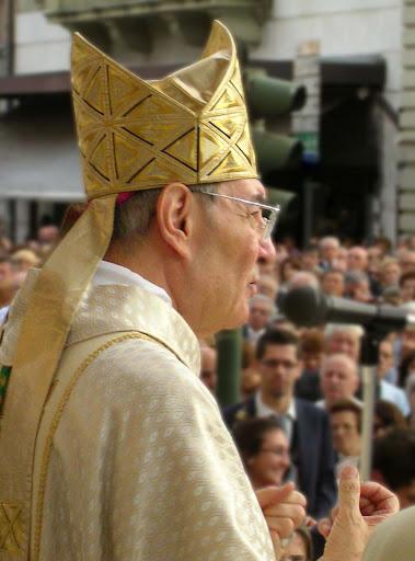 Mons. Gianfranco Agostino Gardin