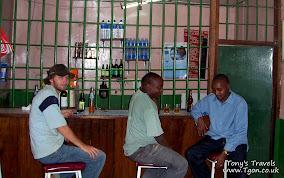 Bar in Dodoma