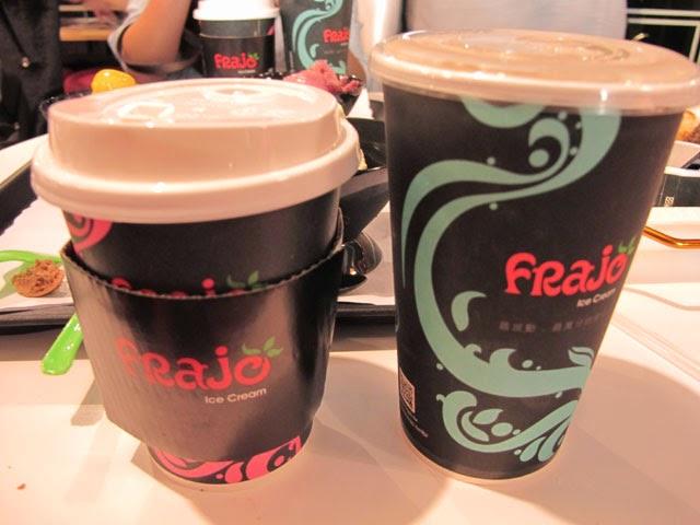 >四季春60元/美式咖啡60元-FRajo冰淇淋