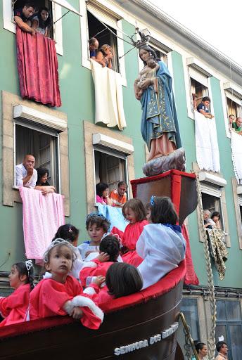 Festas de Nossa Semnhora dos Remédios sinónimo de fé e animação