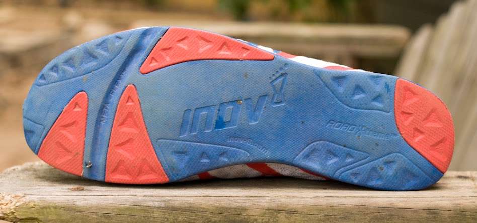 Inov8 Road-X-Treme 138 outsole