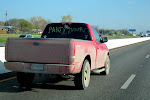 we see interesting things on our weekly drive to Dallas...like the Panty Drooper