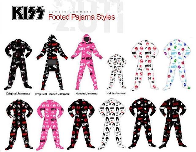 SatisFASHION: Pijamas do Kiss para a próxima estação
