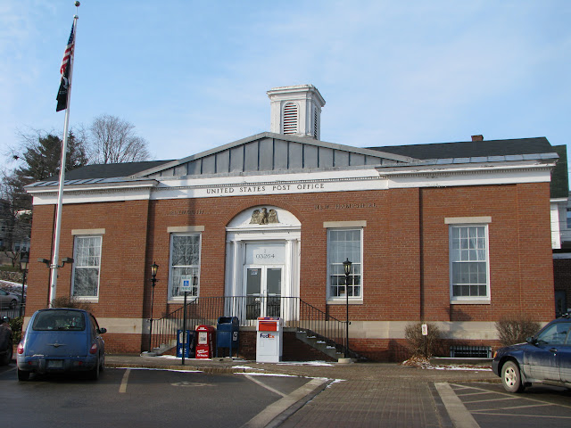 Plymouth, NH post office