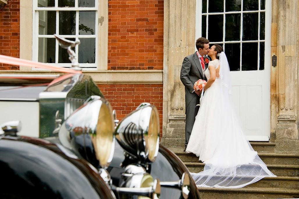 Blush Pink Wedding Dress - Estilo Moda Bridal Shops in Milton Keynes