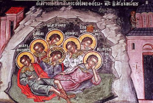 The Seven Youths Of Ephesus As Models For Our Lives