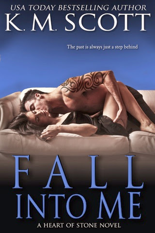 Review: Fall Into Me by K.M. Scott