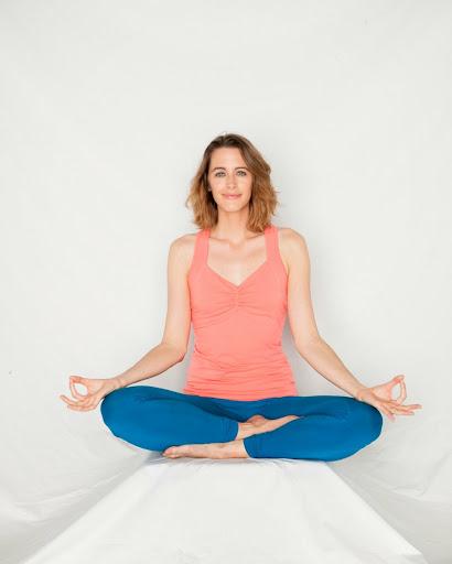 Restorative Yoga Teacher Ashley Adams