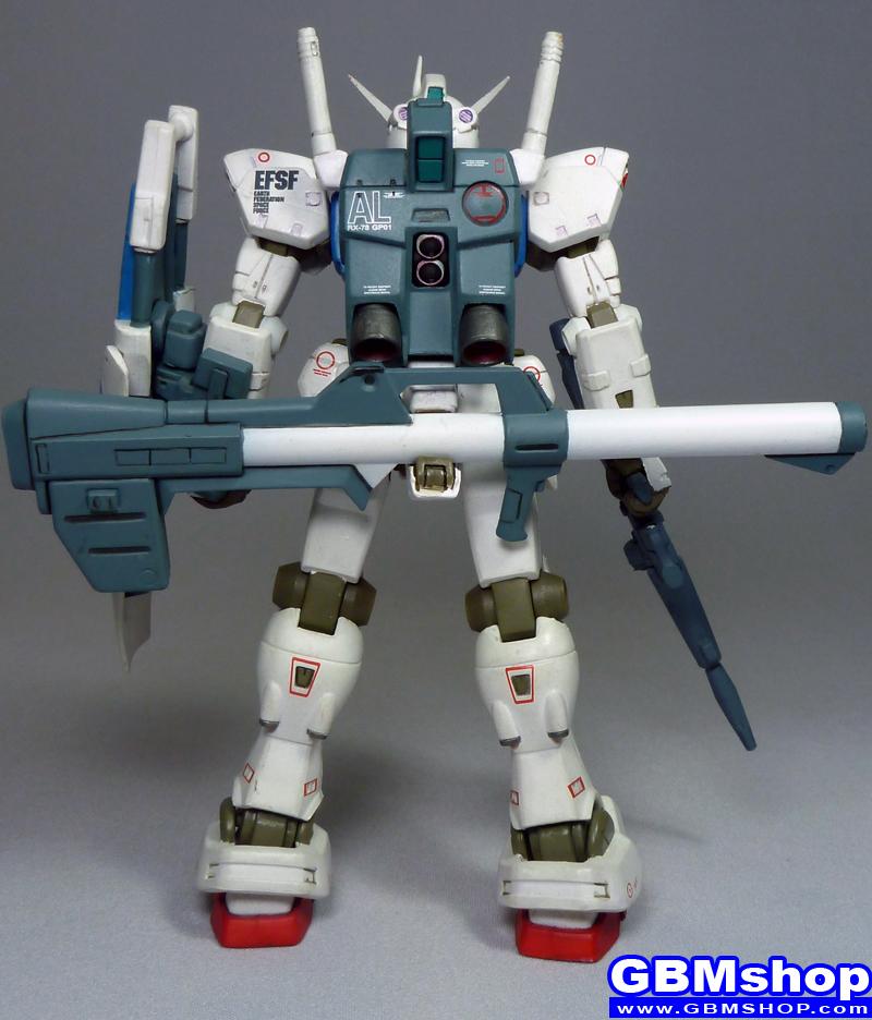 Gundam Fix Figuration #0003 RX-78GP01 RX-78GP01 Gundam Zephyranthes