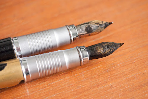 Hero fountain pen 501-1 nip