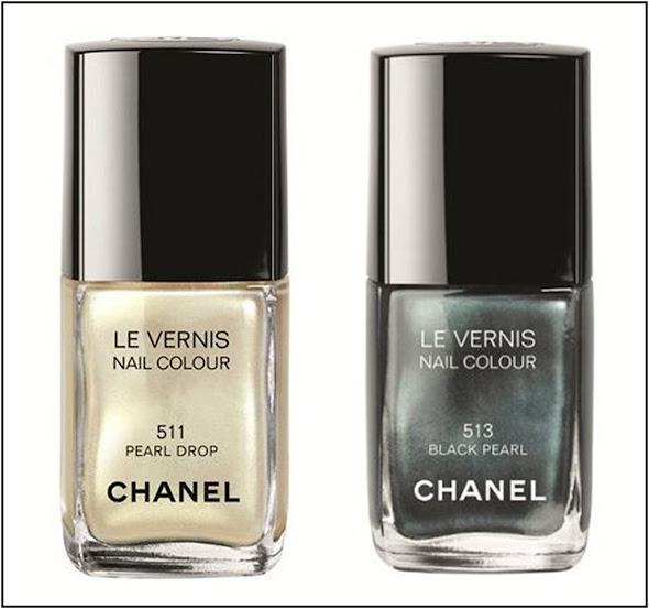 Coleção Les Perles da Chanel